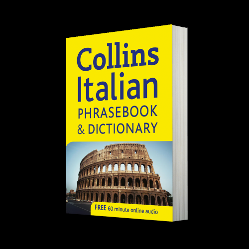 Collins Phrasebook And Dictionary