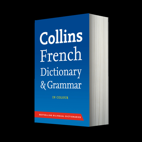 collins french to english one way dictionary grammar