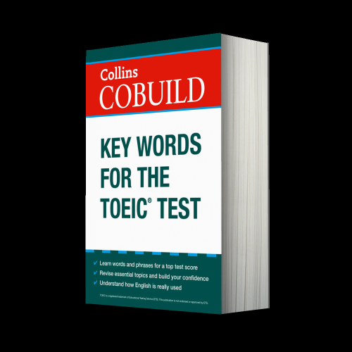 TOEIC® Practice Tests and Key Words