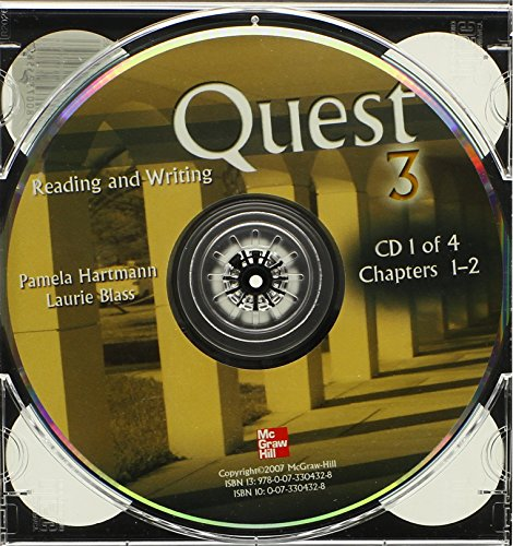 Quest Reading and Writing, 2nd edition