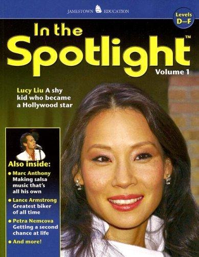 In the Spotlight/Volume 1:Level D-F