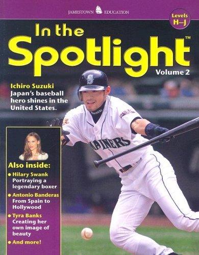 In the Spotlight/Volume 2:Level H-J