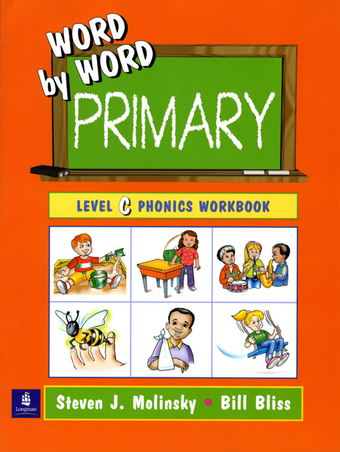 Word by Word Primary Phonics Picture Dictionary