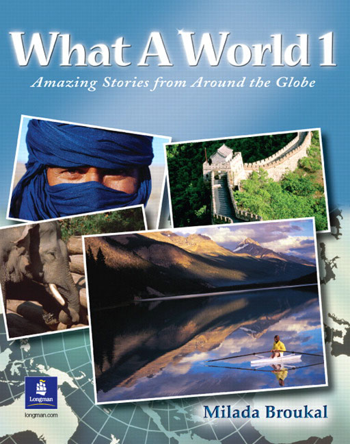 What A World 1: Amazing Stories from Around the Globe