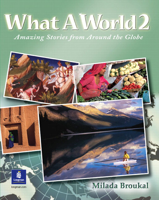 What A World 2: Amazing Stories from Around the Globe