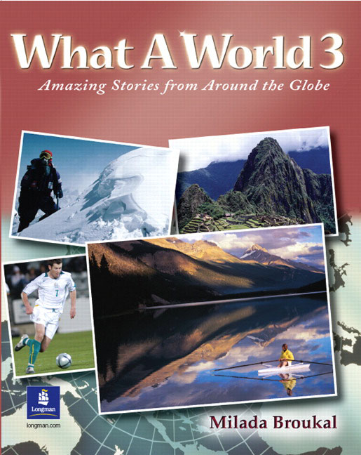 What A World 3: Amazing Stories from Around the Globe