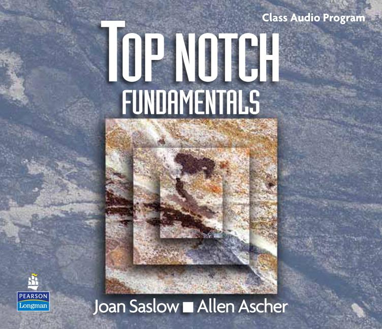 Top Notch 1st Edition - Class Audio CDs(4) (Upper Beginner