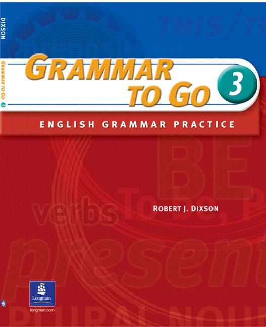 Grammar to Go: English Grammar Practice