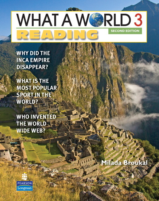 What A World Reading : Amazing Stories from Around the Globe