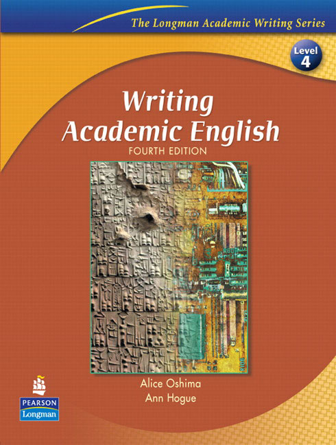 Writing academic english fourth edition student book advanced writing academic english fourth edition fandeluxe Gallery