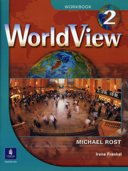 WorldView 2 with Audio CD and CD-ROM