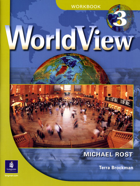 WorldView 3 with Audio CD and CD-ROM