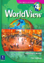 WorldView 4 with Audio CD and CD-ROM