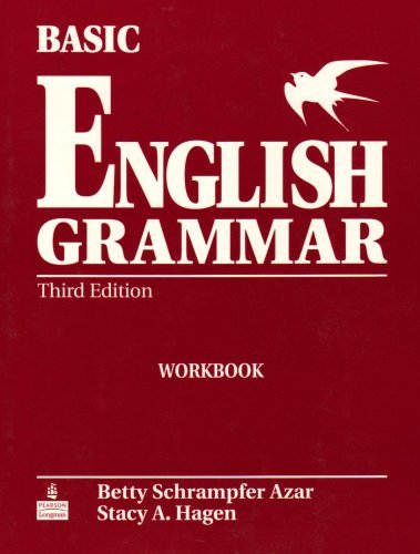 basic english grammar workbook a with answer key pdf