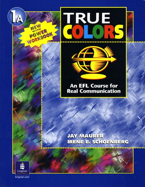 true colors - True Colors Book