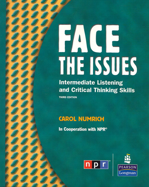 issues series face the issues 3rd edition student book