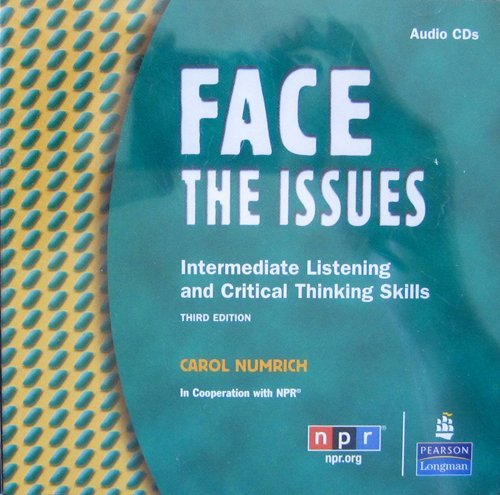 issues series face the issues 3rd edition class cds