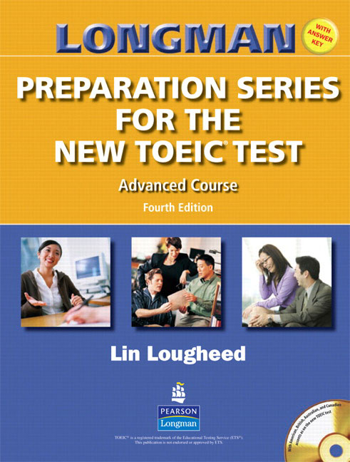 Longman Preparation Series for the New TOEIC Test Advanced Course with Answer Key