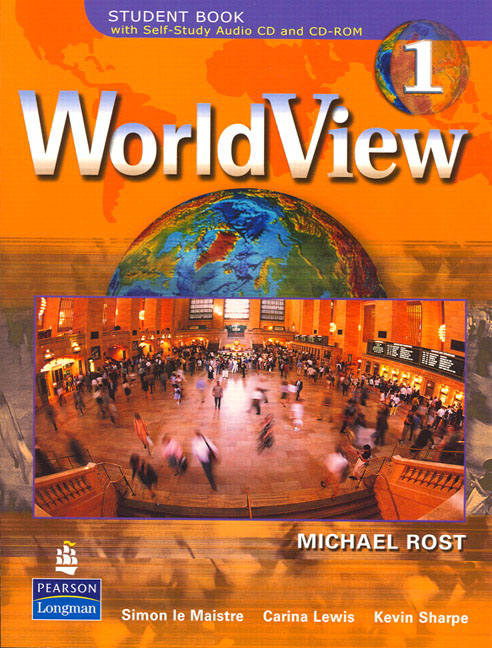 WorldView 1 with Audio CD and CD-ROM