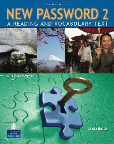 New Password: A Reading and Vocabulary Text