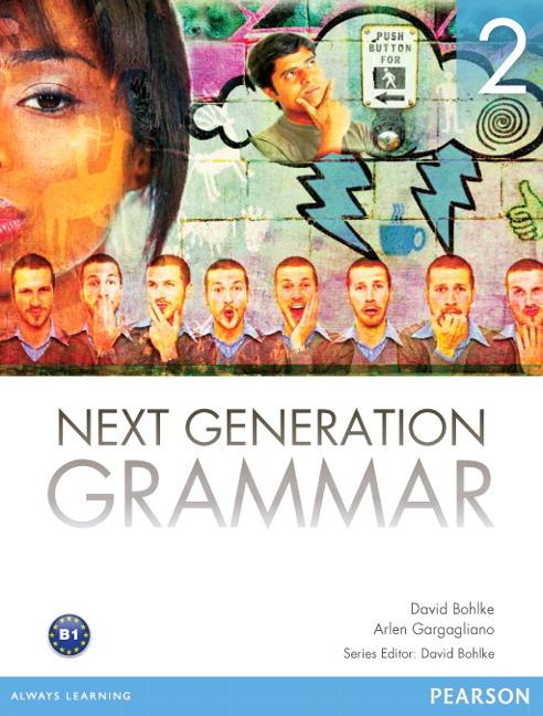 Next Generation Grammar