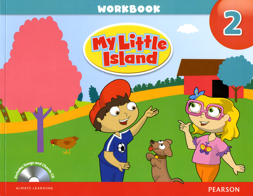 My Little Island - with CD-ROM