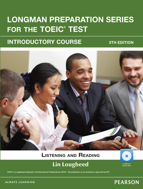 Longman Preparation Series for the TOEIC Test 5th Edition