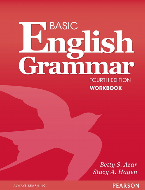 Basic English Grammar 4th Edition Workbook With Answer Key By