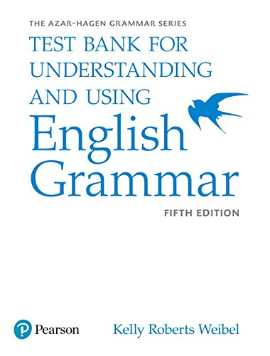 Fundamentals Of English Grammar 4th Edition Workbook With Answer
