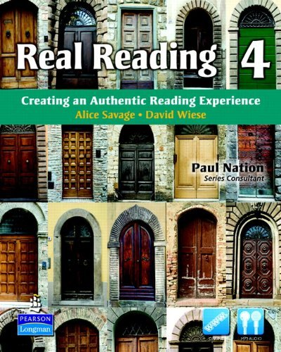 Real Reading 4: Creating an Authentic Reading Experience