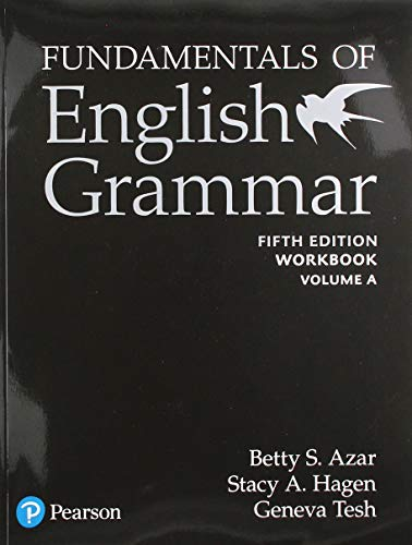 Fundamentals of English Grammar 5th Edition
