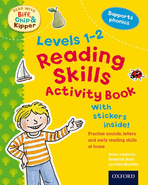 Oxford Reading Tree: Biff, Chip & Kipper Activity Books