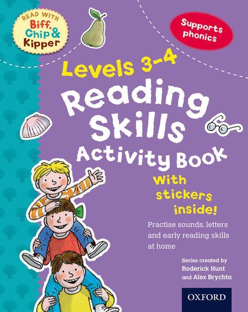 Oxford Reading Tree: Biff, Chip & Kipper Activity Books