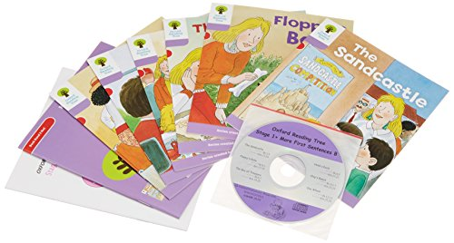 Oxford Reading Tree CD Packs