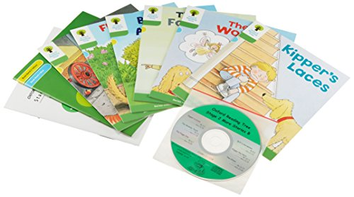 Oxford Reading Tree Packs (with CDs): Main Stories, More Stories, Patterned Stories