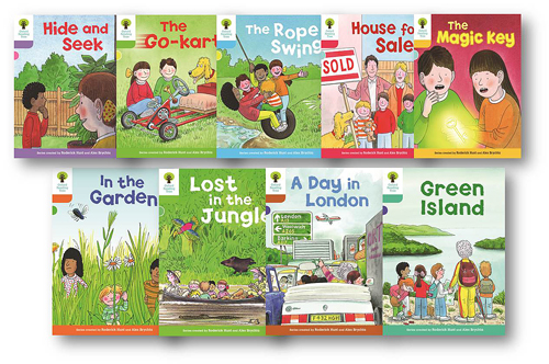 Oxford Reading Tree Special Packs