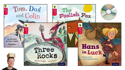 Oxford Reading Tree: Traditional Tales