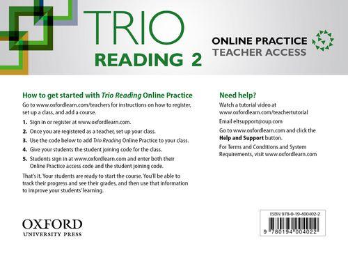 Trio Reading