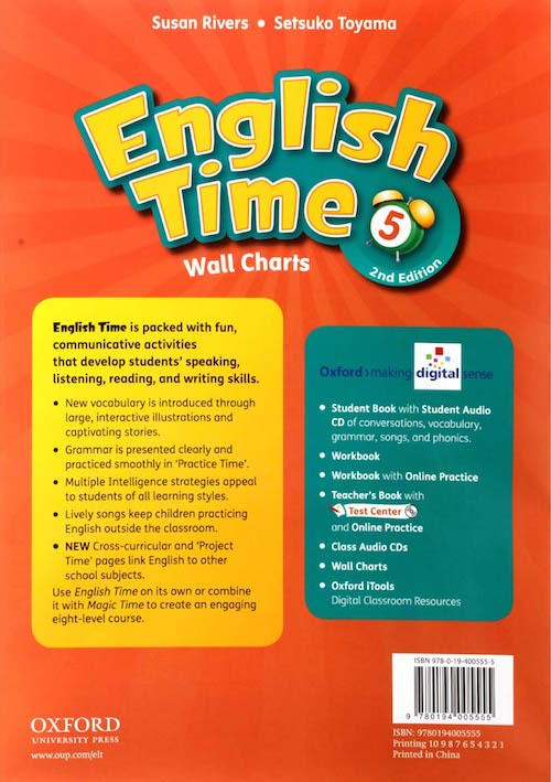 English Time 2nd Edition