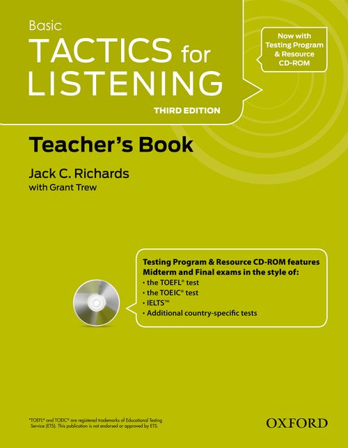 Tactics for Listening : Third Edition