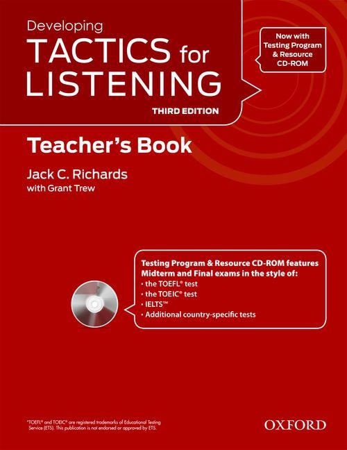 Tactics for Listening : Third Edition