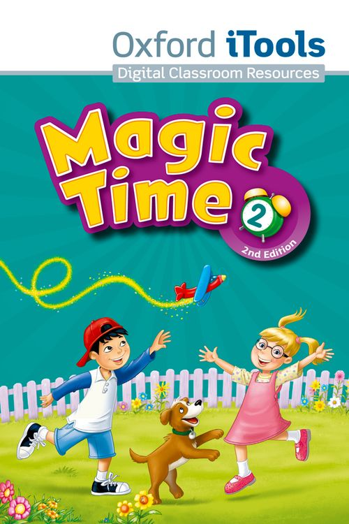 Magic Time 2nd Edition