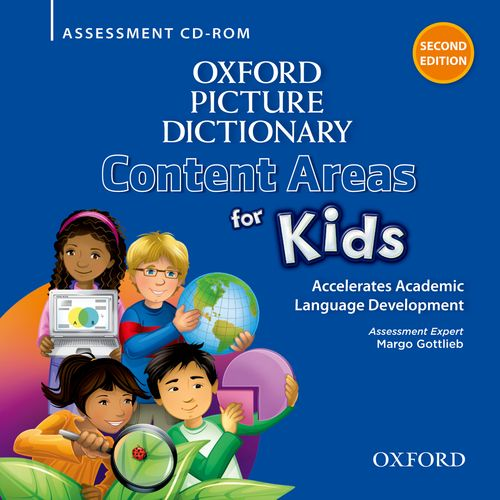 Oxford Picture Dictionary: Content Areas for Kids: Second Edition