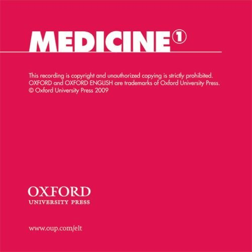 Medice 1 (Oxford English for Careers)