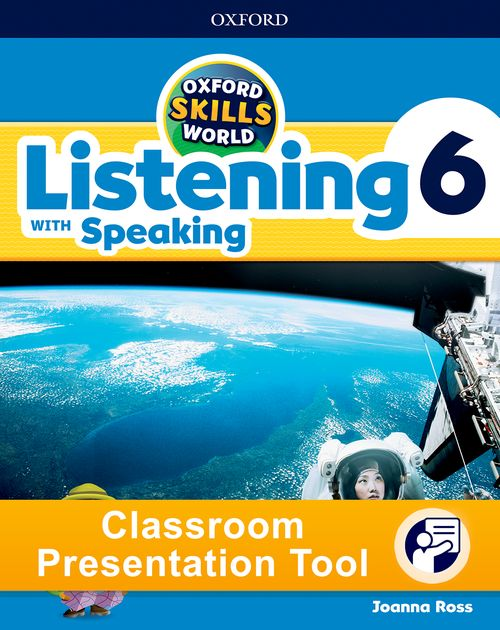 Oxford Skills World: Listening with Speaking