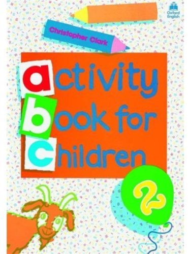 Oxford Activity Books for Children