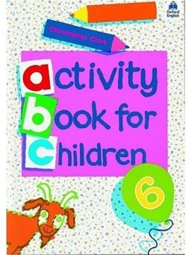 Oxford Activity Book for Children