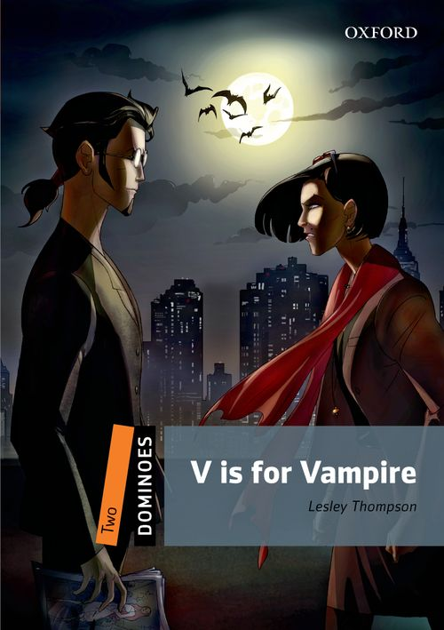 V is for Vampire (Level 2) <br /><i>Dominoes : Second Edition</i>