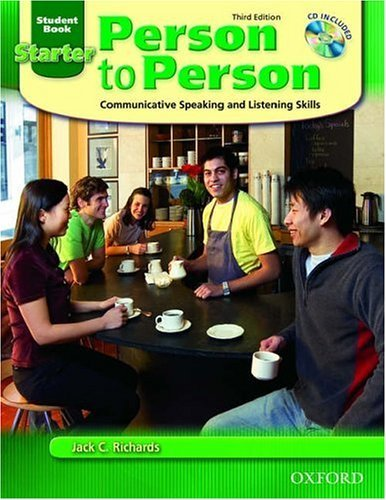 Person to Person: 3rd Edition
