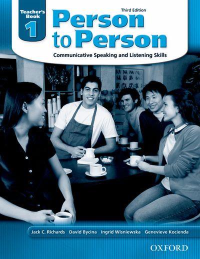 Person to Person 1 (3/E)